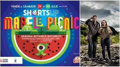 În weekend e Marele Picnic cinematografic la Grădina Botanică București | Cum arată evadarea cu filme din mijlocul orașului