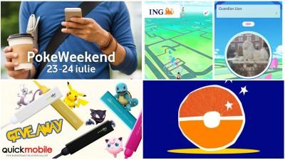 Toate brandurile, unite în spirit și un singur scop: Dați câte un Pokemon, să ajungă la toată lumea