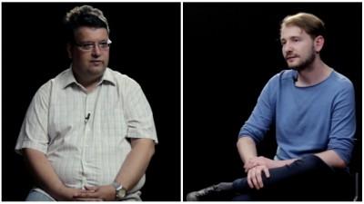 Alen Todorov si Cristian Serban sunt invitatii ultimului episod Pink Crayon, serialul produs de 2Performant