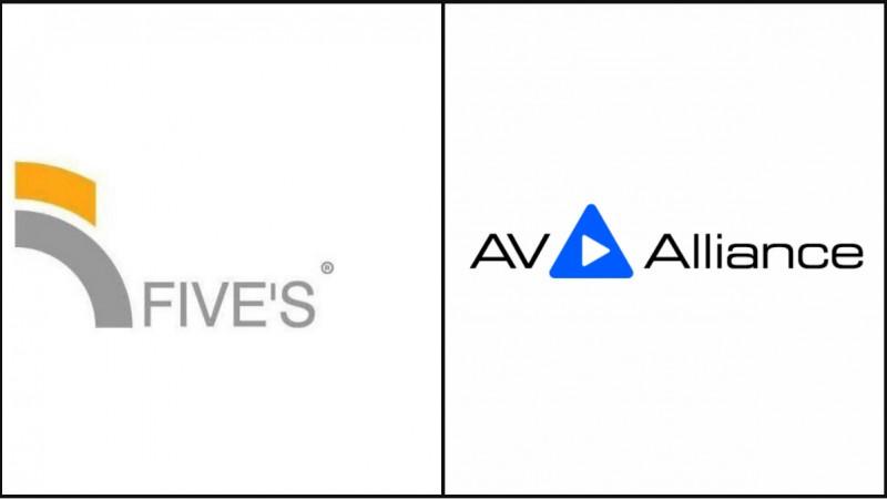 Five's a devenit singura companie din România membră a AV Alliance