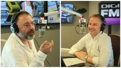 """[On air la Digi FM] Cătălin Striblea: Digi FM este un radio unic care s-a pozitionat sub sloganul """"Puterea Informației"""""""