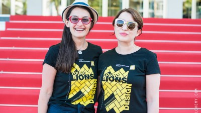 Alexandra Bombita si Maria Guseth, tineri Lei in Design la Cannes: In general, e bine sa mergi pe conceptul KISS (keep it stupid simple), ceea ce am aplicat doar partial