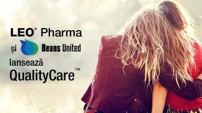 LEO Pharma si Beans United lanseaza QualityCare™