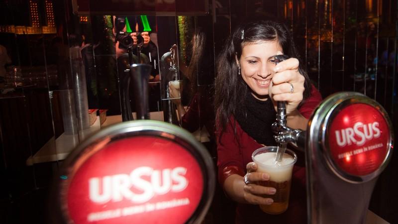 Loredana Catana (Brand Manager Ursus), despre 360-ul unei intalniri la bere