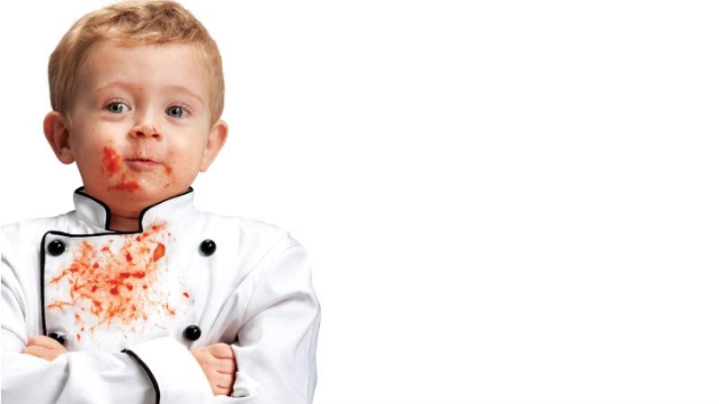 Studiul national realizat de OMO Ultimate spune ca 6 din 10 parinti sunt ingrijorati de petele de pe hainele copiilor