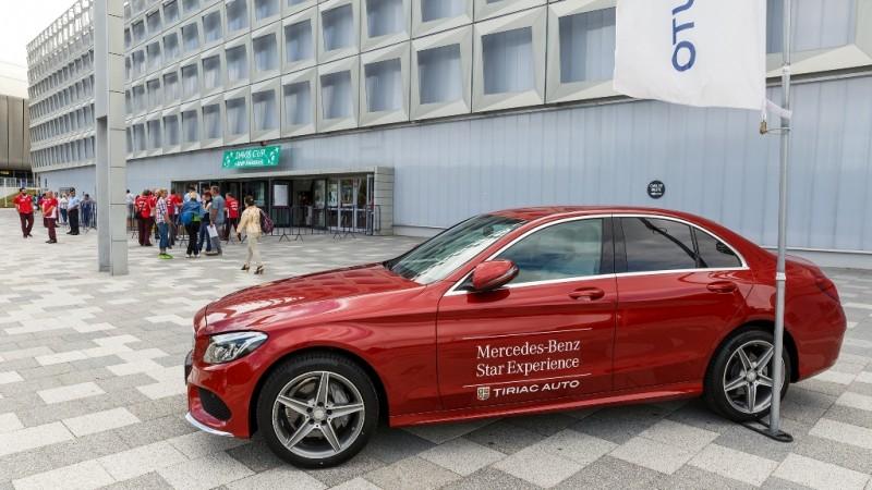 Mercedes-Benz, alaturi de cei mai buni jucatori de tenis din lume, la Cupa Davis si WTA BRD Bucharest Open