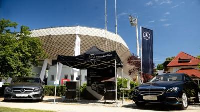 Mercedes-Benz, Masina Oficiala a sportului alb