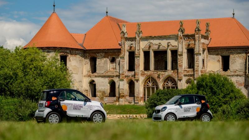 Electric Castle Official Ride: Conectează-te smart cu festivalul tău!