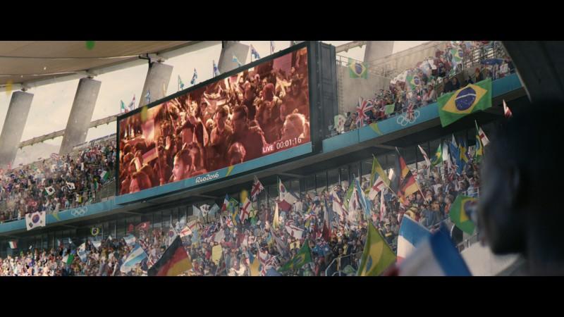 """Samsung debuteaza la Jocurile Olimpice de la Rio 2016 cu """"The Anthem"""""""