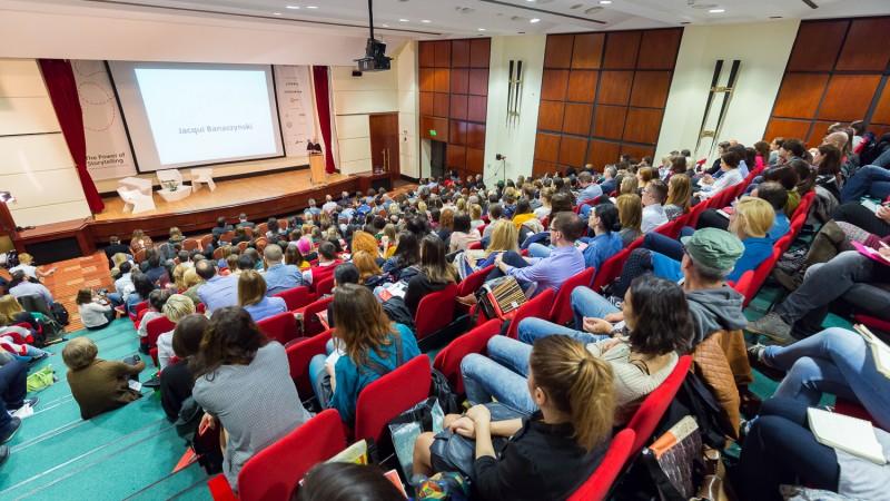 The Power of Storytelling 2016, cu tema Dare to Wander, are loc pe 14 – 15 octombrie la Bucuresti