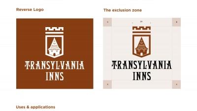 Transylvania Inns Branding