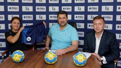 Fa devine partener oficial in frumusete si ingrijire al echipei nationale de handbal feminin