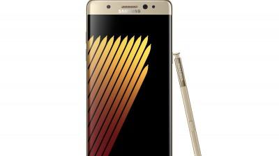 Samsung lanseaza noul Galaxy Note7, smartphone-ul inspirat de idei curajoase
