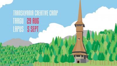 Transilvania Creative Camp – Şcoala de Vară Internaţională de Promovare Creativă a Destinaţiilor şi Interpretarea Patrimoniului