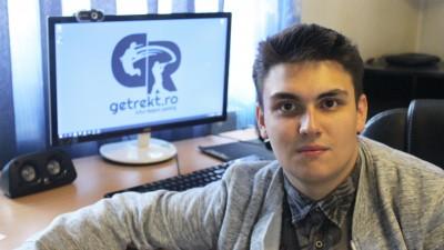 [Joaca in publishing] Andrei Remetean (Getrekt): A ști să joci și a ști să scrii despre jocuri este la fel de important