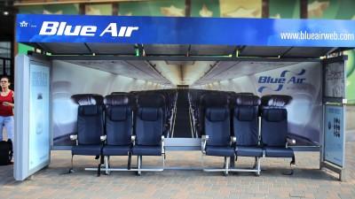 Gata de decolare in statiile de transport public din Iasi