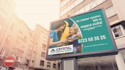 Crystal Dental - OOH