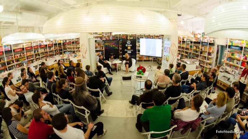 In Science we trust! Rogalski Damaschin c0mun1ca pentru Bucharest Science Festival