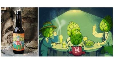 """[Berile artizanale] Patru prieteni si-a lor Bereta TM: """"Filosofia noastra: bea o bere, mereu alta! Nu vom face aceeasi bere de mai mult de doua ori consecutiv"""""""