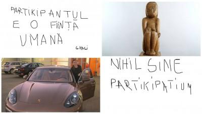 Oferim acest articol trollilor, în loc de mașini și sculpturi scumpe