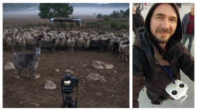 "100 de ore filmate, 3 ani de sertar: ""Ultima Transhumanta"" a lui Dragos Lumpan"