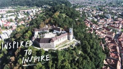 Ljubljana Poster Award 2016: Orasul Ljubljana este verde pentru tine. Fii activ! Fii pregatit!