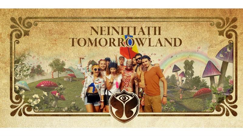 Experienta festivalului Tomorrowland, in direct, pe platforma becks.ro