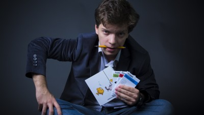 [Cu BD-urile în mână] Toma Alexandru, Ceva Mărunt: Nu sunt ipocrit să spun că aș refuza faimă și bani - îmi plac banii nespus de mult - dar, momentan, e clar o muncă din pasiune