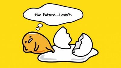 Faceti cunostinta cu cel mai deprimat galbenus de ou