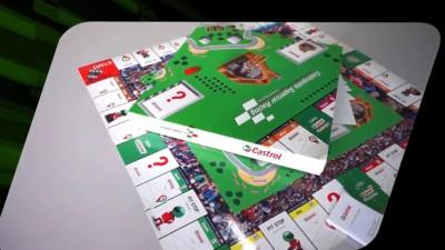 Castropolis Super Car Racing Game: un cadou corporate interactiv unic pe piata auto, creat de Perceptum