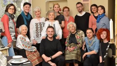 Anca Iosub și Cătălin Dinu (Asociația Niciodată Singur): Prin gesturi simple, fiecare poate oferi vârstnicilor o bătrânețe demnă și mai frumoasă