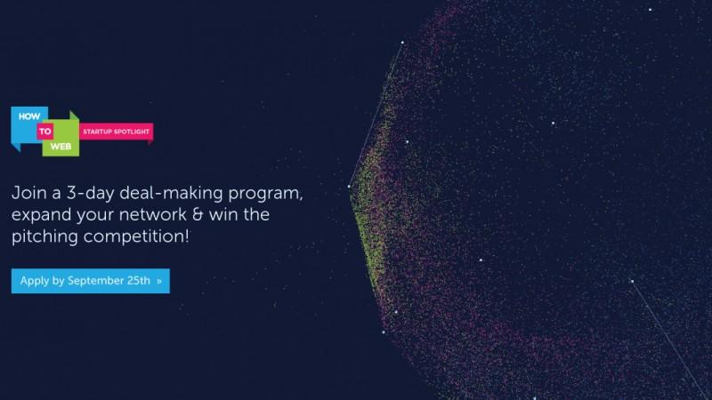 Au început înscrierile la How to Web Startup Spotlight, programul de dezvoltare a afacerilor în tehnologie