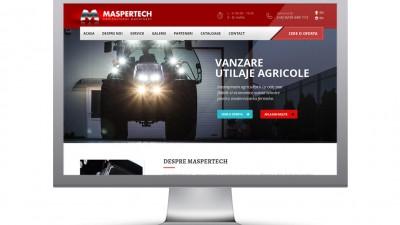 MASPERTECH - Visual Identity