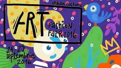 ART FASHION FAIR – Urban Culture | 24-25 septembrie 2016