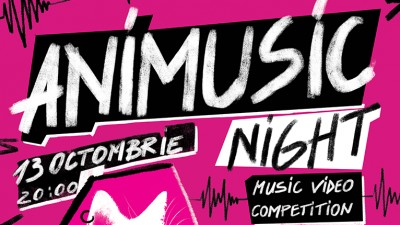 Animusic Night: muzică și animații la Anim'est 2016 | Premiera unui videoclip Subcarpați, produs de Animation Worksheep
