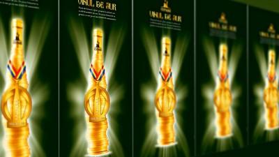 Cotnari – Cel mai puternic brand romanesc de vin