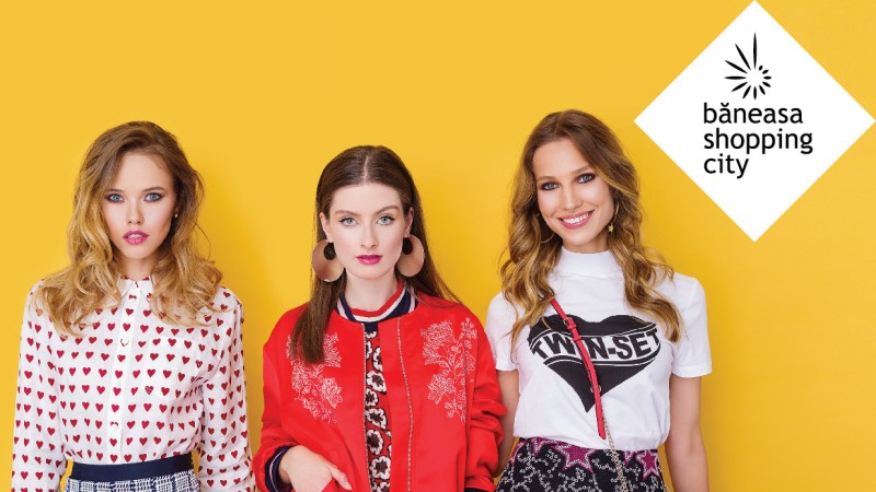 """FCB Bucharest si Baneasa Shopping City, un parteneriat """"In the Name of Fashion"""""""