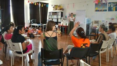 [Hai cu civismul] Clubul Mamelor din Ferentari, partener de dialog si consultare al Primariei Sectorului 5