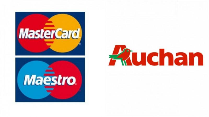 Fiecare plată cu cardurile Mastercard şi Maestro în lanțurile de magazine Auchan asigură o masă elevilor din Rwanda