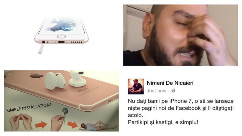 Tot ce nu trebuie să știi despre iPhone 7 și căștile fără fir