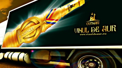 Cotnari - Campanie Vinul de Aur