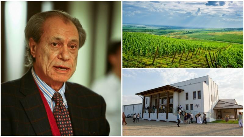 """Giancorrado Ulrich, Presedinte Vitis Metamorfosis: """"Exista un gol intre vin si consumatorul final, creat dintr-o dorinta, oarecum naturala, a producatorului de vin de pastra imaginea nobila de care se bucura acest produs, in mod traditional"""""""