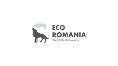 Eco Romania - Logo and tagline