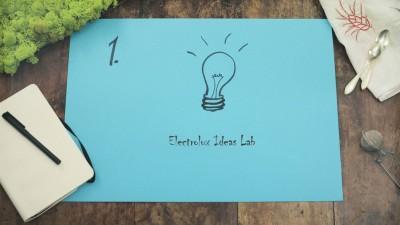 Electrolux lanseaza Ideas Lab: Idei inovatoare pentru orice bucatarie