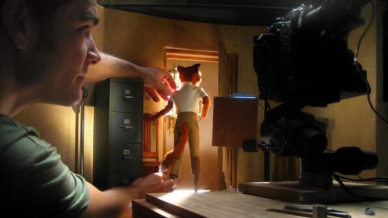 Cum iau naștere animațiile: o privire în culisele DreamWorks și Fantastic Mr. Fox, la Anim'est 2016 | Project Worksheep la a IV-a ediție
