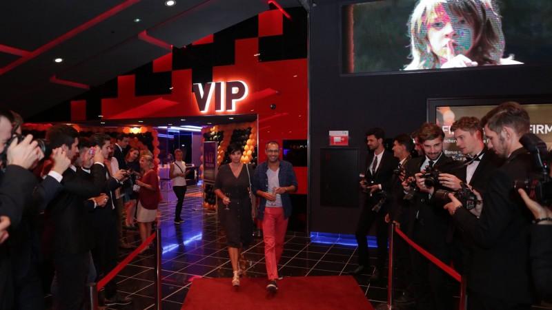 Lansare in stil hollywoodian la Cinema City in ParkLake