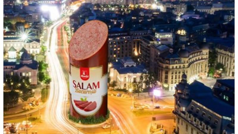 Când salamul iese pe stradă fără drepturi de autor