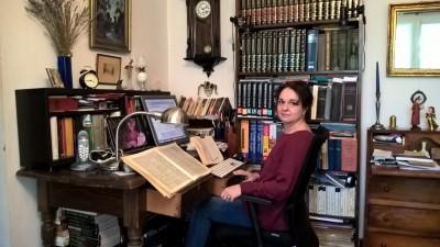 [Traduttore traditore] Luana Schidu: Ca traducator, trebuie sa ai disciplina, reverenta fata de autor, de a pune frana tentatiei de a fi mai expresiv decat el
