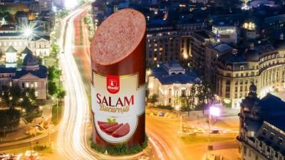 [Știri de nicăieri] Săriți, a ieșit salamul pe străzi