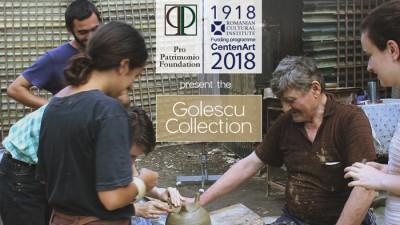 Meșteșug Golescu, un proiect-experiment de arhitectură și design în dialog cu obiecte tradiționale de uz cotidian